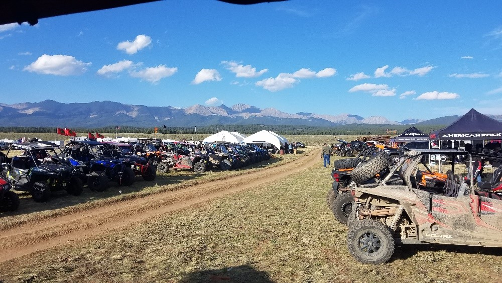 RZR Rally at Taylor Park