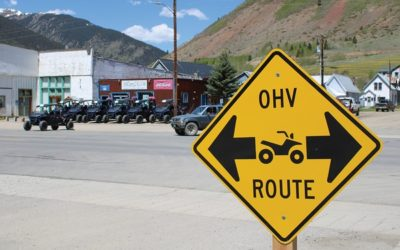 OHVs banned, then unbanned, from Silverton's streets