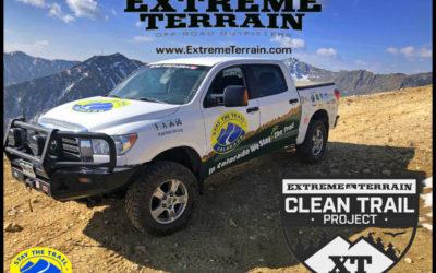 Extreme Terrain's Clean Trail Grant